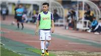Hà Nội FC 'đau đầu' với Quang Hải