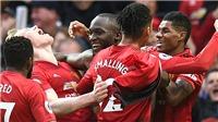 M.U trước cơ hội dự Champions League: Ngược dòng cả mùa giải
