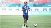 HLV Lee Young Jin và thách thức vàng SEA Games