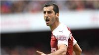 Arsenal: Mkhitaryan tìm thấy ánh sáng ở sân Emirates