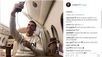 Góc Anh Ngọc: Nổi giận vì một bức selfie và chuyện của Ronaldo