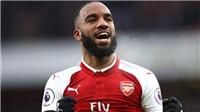 Arsenal: Lacazette và giá trị của một số 9