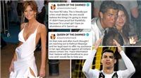 'Tình cũ' lại tung tin chấn động về Cristiano Ronaldo