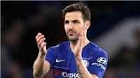 Ai sẽ thay thế Fabregas ở Chelsea?