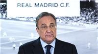 Florentino Perez là gốc rễ của một Real Madrid bất ổn