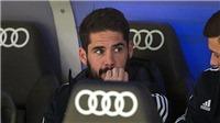 Chuyển nhượng: Rời Real Madrid thôi, Isco!
