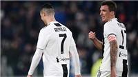 Juventus vs Valencia: 'Lính bắn tỉa' Mandzukic