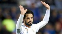 Real Madrid: Ai đó hãy cứu Isco khỏi rắc rối