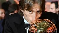 Hậu Quả bóng Vàng 2018: Ai sẽ đưa bóng đá trở lại mặt đất sau Modric?