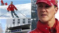 5 năm kể từ tai nạn trượt tuyết kinh hoàng, Michael Schumacher giờ ra sao ?