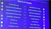 Đại chiến Anh - Đức định đoạt nửa cơ đồ Champions League