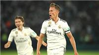 Real Madrid: Hành trình lột xác của 'con nhà nòi' Marcos Llorente