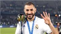 FIFA Club World Cup 2018: Karim Benzema không cần bàn thắng để thành nhà vô địch