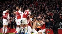 Arsenal đang thức giấc dưới kỷ nguyên Emery