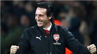 Arsenal: Unai Emery luôn quyết đoán ở những thời điểm quan trọng