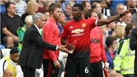 Pogba hay Mourinho đang là virus ở M.U?