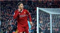 Liverpool muốn tiến xa hơn, Firmino cần được nghỉ ngơi