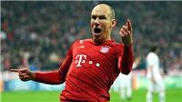 Bayern Munich: Cánh én Robben đủ sức quyết định cả trận đấu