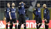 Inter: Tắt điện ở Giuseppe Meazza, loại đau đớn khỏi cúp C1