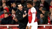 Arsenal: Đã đến lúc Emery xoay vòng lực lượng