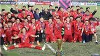 BLV Vũ Quang Huy: 'Lứa đội tuyển hiện nay là vàng ròng'