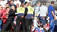 Martial vs Mourinho: Bây giờ, gương vỡ lại lành?