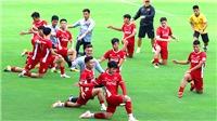 Tuyển Việt Nam rèn chiến thuật đấu Incheon United