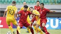 U19 Việt Nam: 'Bột kém khó gột nên hồ'