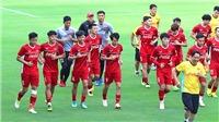 HLV Park Hang Seo lạc quan với tuyển Việt Nam