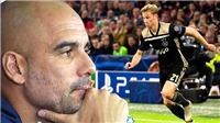 Man City sẽ phá kỷ lục vì Frenkie De Jong?