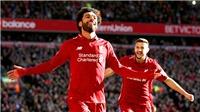 Liverpool đè bẹp Cardiff 4-1: Với Salah, sau cơn mưa, trời lại sáng