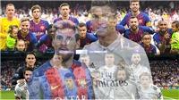 Barca vs Real (22h15, 28/10): Kinh điển cần những vì tinh tú mới