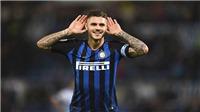Icardi 'bum bum' và Inter chiến thắng