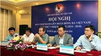 Ông Nguyễn Húp (Chủ tịch CLB Quảng Nam):  'VFF không phải... tổ hưu!'