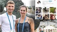 Chuyện nhà Thomas Mueller: Hôn nhân trục trặc vì… HLV Niko Kovac