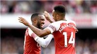Arsenal: Aubameyang, nguồn cảm hứng cho Lacazette thăng hoa