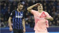 Luis Suarez: Mãnh hổ ở Liga, mèo con tại Champions League