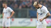 Inter Milan thua đậm Atalanta: Chỉ là 'tai nạn'