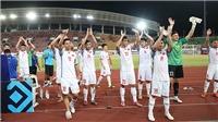 Lào - Việt Nam 0-3:  Thắng nhàn, giữ sức đường xa