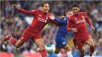Liverpool: Thành bại nằm ở hàng thủ