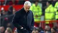 M.U của Mourinho quá tệ, có bù giờ… 44 phút cũng vô vọng