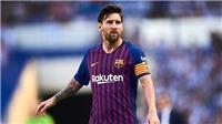 Ở tuổi 31, Leo Messi thật khó lường