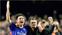 Frank Lampard làm HLV: Cả sự nghiệp gắn với chữ 'Mourinho'