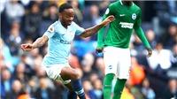 Man City: Sterling càng đá, càng hay