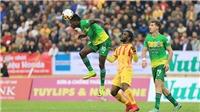 Vòng 25 V-League: 'Nối mạng' từ Hàng Đẫy tới Thiên Trường