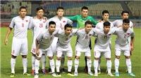 AFF Cup 2018: Tuyển Việt Nam 'cùng mâm' với Thái Lan