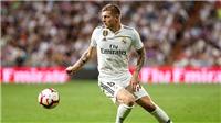Real Madrid: Khi cỗ máy tính Kroos bị nhiễm virus