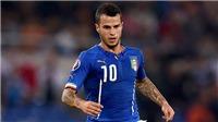 Italy làm mới với Giovinco hay cơn bĩ cực của Mancini