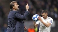 Real Madrid có thể là tất cả, trừ tiki-taka
