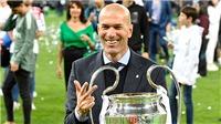 Điệu valse trên ghế HLV: Châu Âu dưới bước chân Zidane